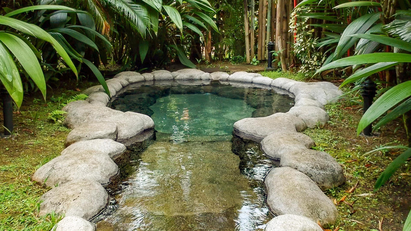 Wellness is our Hot Spring Spa Pool