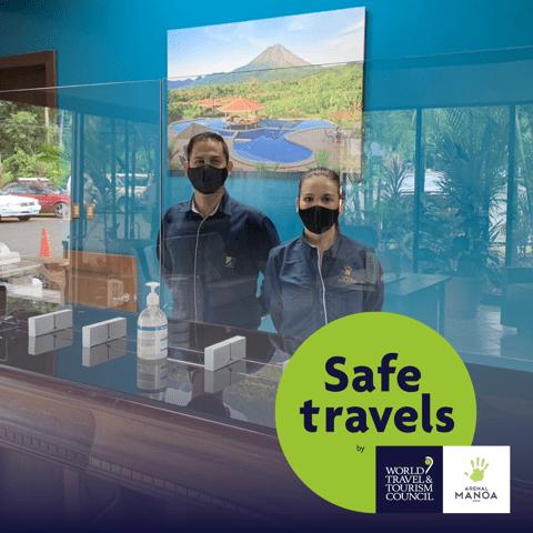 Safe Travels Costa Rica