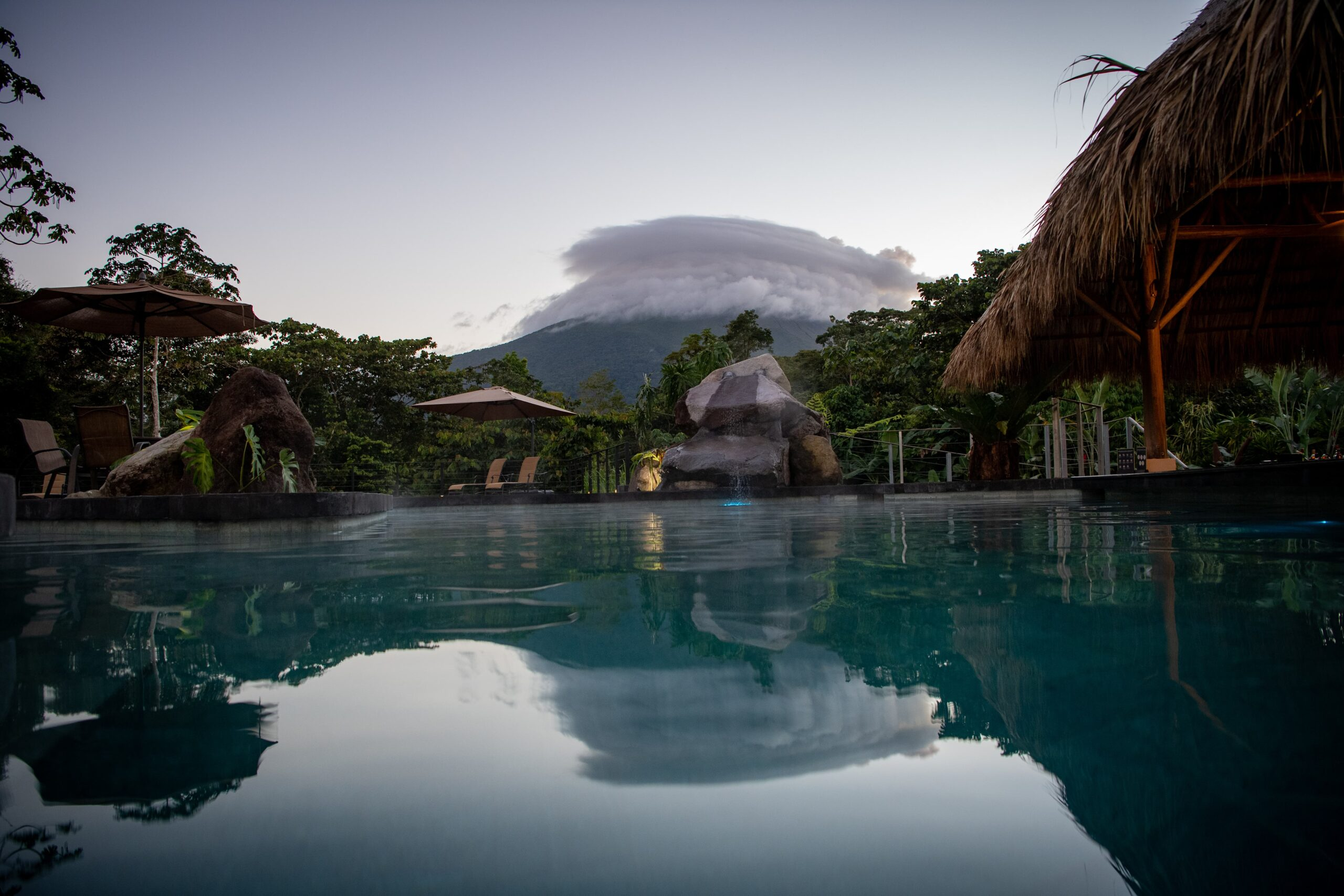 Arenal Manoa Resort Hotel Hot Springs